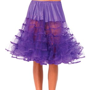 Leg Avenue Knielanger Petticoat