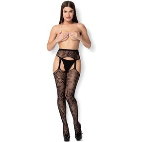 Leg Avenue 'Floral Lace Stockings'