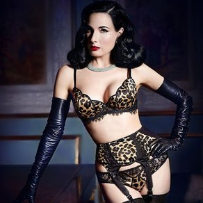 Von Follies by Dita von Teese By 'Tulip - BH'