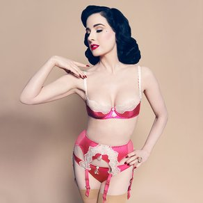 Von Follies by Dita von Teese By 'Starlift - Balconette-BH'