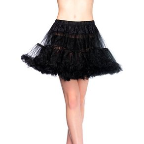 Leg Avenue Verspielter Petticoat, Gr. XL/XXL