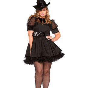 Leg Avenue 'Bewitching Witch', 3 Teile