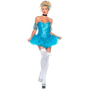 Leg Avenue 'Cinderella', 5 Teile
