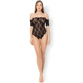 Leg Avenue 'Strapless Lace Teddy'