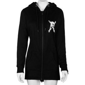 SIXX PAXX 'Ladies Sweat Jacket'