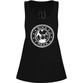 SIXX PAXX 'Ladies Loose Tank'