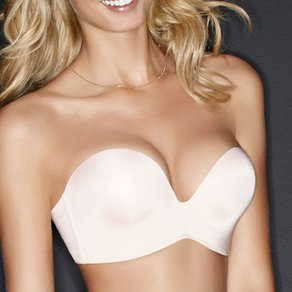 Wonderbra 'Ultimate Strapless - Push Up-BH'