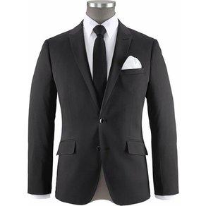 Bruno Banani Anzug Set 4-tlg mit Krawatte und Einstecktuch der perfekte Gentlemen Dress