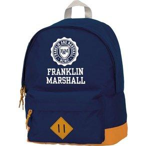 Franklin Marshall Freizeitrucksack Boys Backpack dunkelblau gross