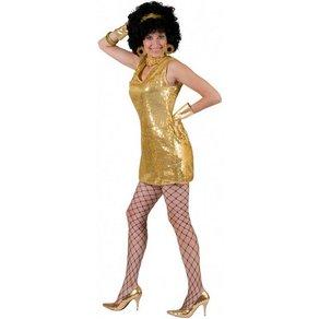 OTTO Saturday Night Disco Partykleid gold