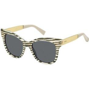 Max Mara Damen Sonnenbrille MM TEXTILE