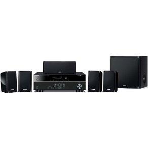 Yamaha YHT-1840 5 1 Heimkinosystem Hi-Res 3D-fähig Hi-Res Audio