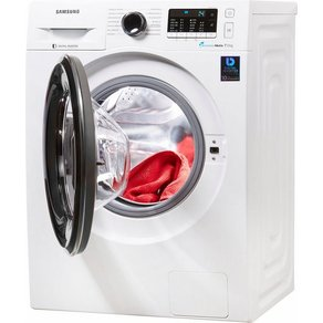 Samsung Waschmaschine WW5000 WW7EJ5435EW EG 7 kg 1400 U Min SchaumAktiv