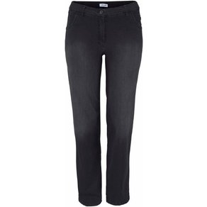 KjBRAND Straight-Jeans Babsie Super Stretch