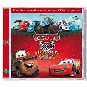 Kiddinx CD Disney Cars Toons Hooks unglaubliche Geschichten