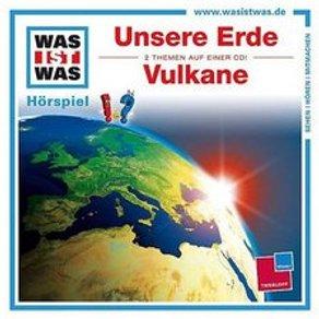 Universal CD Was Ist Was-Folge 01 Unsere Erde Vulkane
