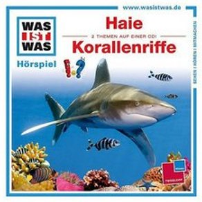 Universal CD Was Ist Was-Folge 03 Haie Korallenriffe