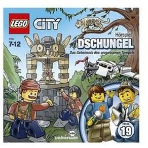 LEGO CD City Episode 19