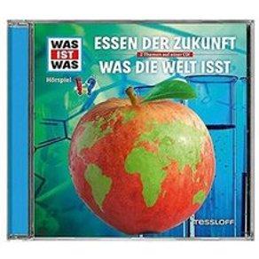 Universal CD Was ist 62 Essen der Zukunft die Welt isst