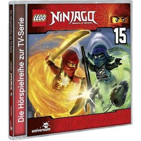 LEGO CD Ninjago Masters of Spinjitzu 15