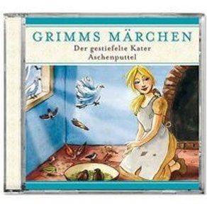 Kiddinx CD Der gestiefelte Kater Aschenputtel