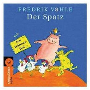 OTTO Der Spatz 1 Audio-CD