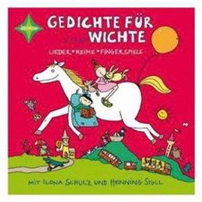 OTTO Gedichte für kleine Wichte 1 Audio-CD