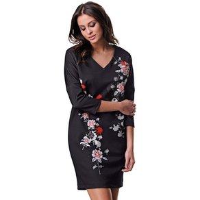 Alba Moda Druckkleid Mit schönem floralem Print