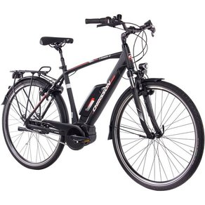 Chrisson E-Bike City Herren E-Rounder Gent 7 Gang NEXUS und BOSCH Active Line Gen3