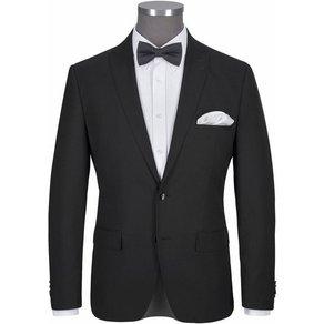 Bruno Banani Anzug Set 4-tlg mit Fliege und Einstecktuch inklusive Einstecktuch