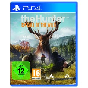 Astragon Playstation 4 Spiel theHunter Call of the Wild