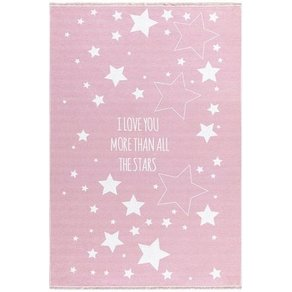 Happy Rugs Kinderteppich LOVE YOU STARS In- Outdoor
