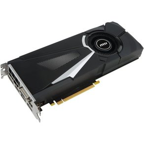 MSI GeForce GTX 1070 Ti AERO 8G 8GB GDDR5 NVIDIA Grafikkarten