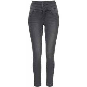 Miss Sixty MISS SIXTY Skinny-fit-Jeans BLUE ATTACK im angesagten Corsagen-Look