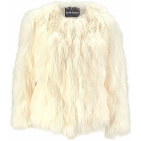 Bruno Banani Fellimitatjacke Faux-Fur