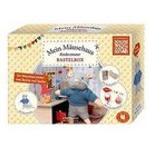 Oetinger Bastelbox Mein Mäusehaus-Kinderzimmer