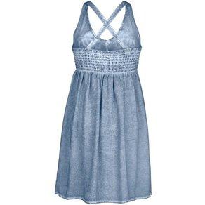 Alba Moda Strandkleid mit besticktem Oberteil