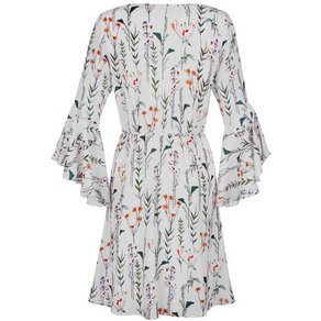 Alba Moda Druckkleid mit sommerlichem Blumendruck