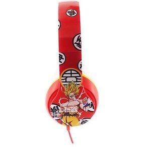 Teknofun PC Zubehör Dragonball Z Goku Vegeta Kio Stereo Kopfhörer