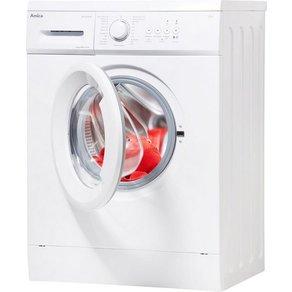 Amica Waschmaschine Slim Line WA 14680 W 6 kg 1000 U Min Unterbaufähig inklusive Unterbaublech