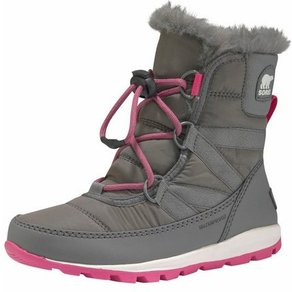 Sorel Youth Whitney Short Lace Winterboots