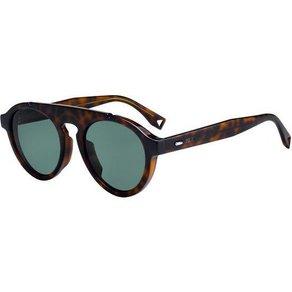 Fendi Herren Sonnenbrille FF M0013 S