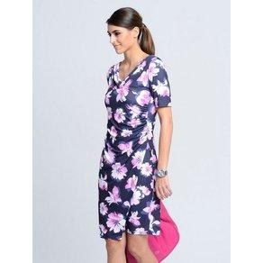 Alba Moda Kleid mit floralem Print