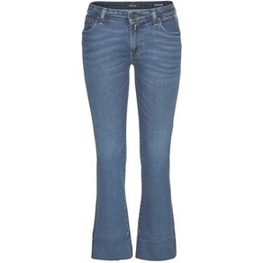 Replay Bootcut-Jeans DOMINIQLI im Trend Cropped