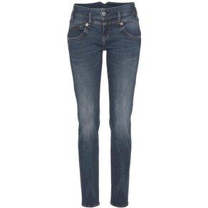 Herrlicher Slim-fit-Jeans PEARL SLIM High Waist Ultimate-Stretch
