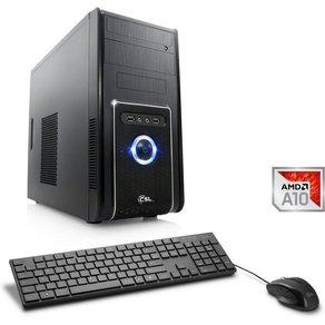 Csl Multimedia PC AMD A10-9700 Radeon R7 8 GB DDR4 RAM Sprint T4314 Windows 10 Home