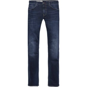 Tommy Hilfiger TOMMY HILFIGER Straight-Jeans CORE DENTON STRAIGHT JEANS Leichte Waschung
