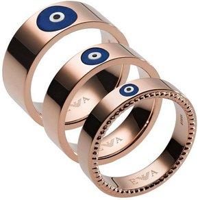 Emporio Armani Ring-Set EGS2528221 Set 3-tlg mit Emaille