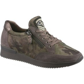 Gabor Plateausneaker in Military-Optik