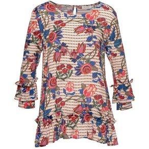 Rich Royal Shirtbluse mit tollen Rüschendetails